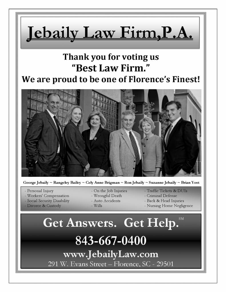 Florence Finest   Jebaily Law Firm