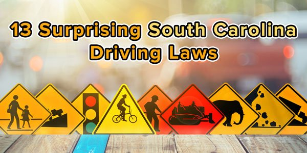 Jebaily Law discusses surprising South Carolina Driving Laws