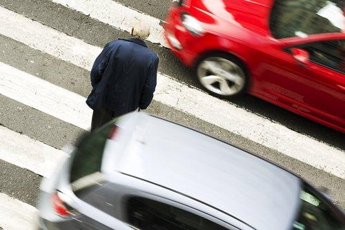 Increase in pedestrian deaths